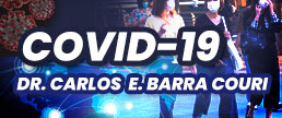 COVID-19 - Diabetes, manejo de pacientes e dados recentes sobre a pandemia. Acompanhe a apresentação com o Dr. Carlos Eduardo Barra Couri