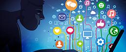Associações temporais entre depressão e o uso das redes sociais