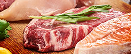 Consumo de carne vermelha e de aves associado ao risco de mortalidade e eventos CV