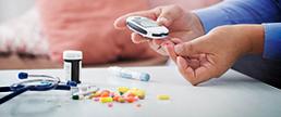 Pacientes diabéticos com depressão: tratamento colaborativo versus padrão