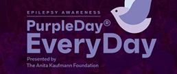 Purpleday 2021. Participe e debata a epilepsia de uma forma inédita e única.
