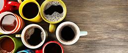 Sintomas CV e consumo habitual de café